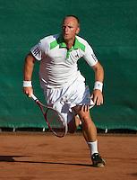 12-08-13, Netherlands, Raalte,  TV Ramele, Tennis, NRTK 2013, National RankingTennis Championships 2013,  Bart de Gier<br /> <br /> Photo: Henk Koster
