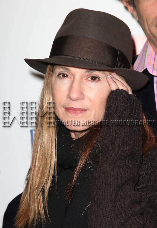 "Holly Hunter.attending the Opening Night Performance of 'Relatively Speaking""- Three One Act Comedies by Ethan Cohen, Elaine May & Woody Allen at the Brooks Atkinson Theatre in New York City."
