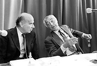 - Guido Carli, governatore della  Banca d'Italia e Giovanni Agnelli (Roma, 1976)....- Guido Carli , governor of the Bank of Italy and Giovanni Agnelli (Roma, 1976)....