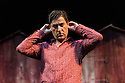 """Eat A Crocodile presents """"Shake"""" an adaption, in French, of William Shakespeare's """"Twelfth Night"""", at the Royal Lyceum, as part of Edinburgh International Festival 2016. Picture shows: Antonio Gil Martinez (Orsino)"""