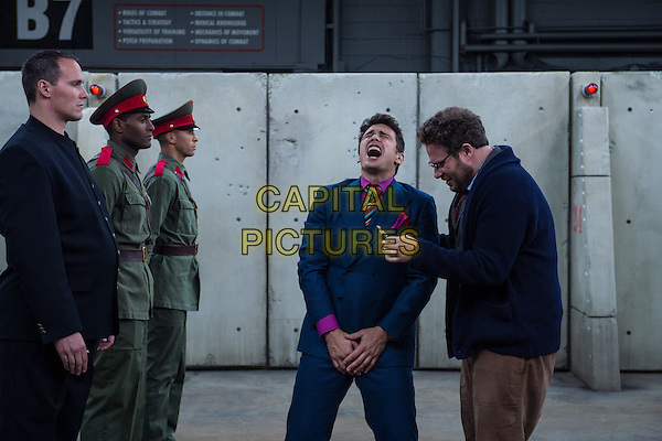 James Franco, Seth Rogen<br /> in The Interview (2014)<br /> *Filmstill - Editorial Use Only*<br /> CAP/FB<br /> Image supplied by Capital Pictures