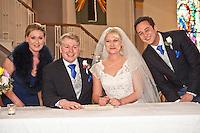 Jo & Thomas Wedding, Edinburgh