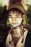 The Long Neck Hill Tribe, Chiang Mai, Thailand
