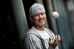 Red Bull Baseball Athlete Tiger Huang - Taiwan 2014