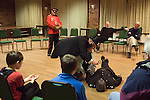 Antrobus Soul Caking Play. Antrobus Cheshire Uk. Village Hall performance. 2012.
