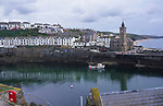 AE2MH2 Porthleven harbour Cornwall England