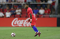 Washington, D.C. - Wednesday June  05, 2019: The men's national teams of the United States (USA) and Jamaica (JAM) play in an international friendly match at Audi Field.