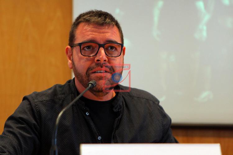 XXII Premis de Teatre de Catalunya.<br /> Presentacio Nominacions Premis Butaca 2016.<br /> Toni Martin.