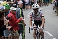 Simon Geschke (DEU/Giant-Alpecin)<br /> <br /> Stage 19:  Albertville &rsaquo; Saint-Gervais /Mont Blanc (146km)<br /> 103rd Tour de France 2016