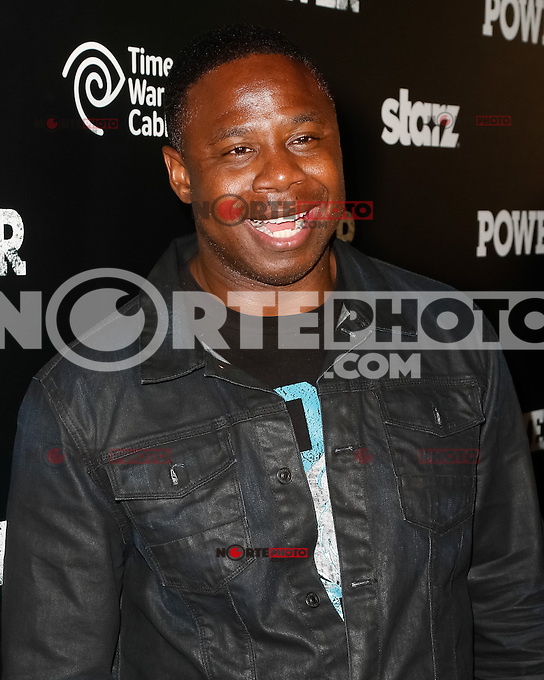New York, NY -  June 2 :  Rapper Doug E. Fresh attends the Power Premiere held at the Highline Ballroom on June 2, 2014 in New York City. Photo by Brent N. Clarke / Starlitepics