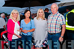 BBQ Fundraiser: Attending the BBQ fundraiser in aid of Arus Mhuire nursing home, Listowel held at the Saddle Bar, Listowel on Friday nigh last were Josephine Cronin, Shelia O'Neill, Trish Joy & Aidan O'Neill.