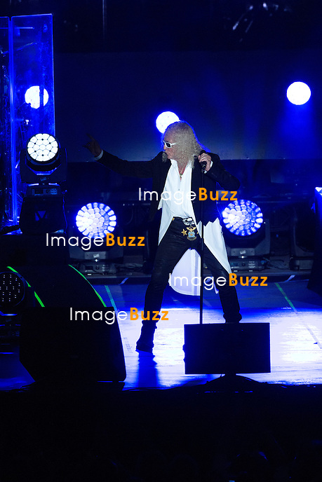 Michel Polnareff en concert aux Francofolies de Spa, en Belgique.<br /> Belgique, Spa, 19 juillet 2016<br /> French singer Michel Polnareff in concert at the ' Francofolies Music Festival ' in Spa, Belgium.<br /> Belgium, Spa, 19 July 2016