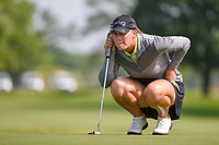 Jennifer Kupcho (USA) looks over her putt on 11 during the round 1 of the KPMG Women's PGA Championship, Hazeltine National, Chaska, Minnesota, USA. 6/20/2019.<br /> Picture: Golffile | Ken Murray<br /> <br /> <br /> All photo usage must carry mandatory copyright credit (© Golffile | Ken Murray)