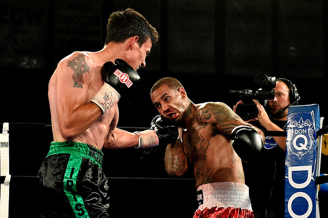 Scott Kelleher v. Alberto Manukyan, Friday, Oct. 2, 2015, in Philadelphia.