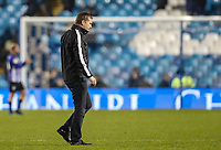 Bolton Wanderers' manager Phil Parkinson leaving the pitch after the match<br /> <br /> Photographer Andrew Kearns/CameraSport<br /> <br /> The EFL Sky Bet Championship - Sheffield Wednesday v Bolton Wanderers - Tuesday 27th November 2018 - Hillsborough - Sheffield<br /> <br /> World Copyright © 2018 CameraSport. All rights reserved. 43 Linden Ave. Countesthorpe. Leicester. England. LE8 5PG - Tel: +44 (0) 116 277 4147 - admin@camerasport.com - www.camerasport.com