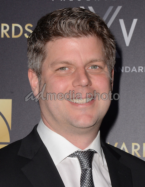 31 January  - Beverly Hills, Ca - Adam Stockhausen. Arrivals for the Art Director's Guild 20th Annual Production Design Awards held at Beverly Hilton Hotel. Studios. Photo Credit: Birdie Thompson/AdMedia
