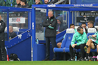 Queens Park Rangers manager Steve McClaren during Queens Park Rangers vs Derby County, Sky Bet EFL Championship Football at Loftus Road Stadium on 6th October 2018
