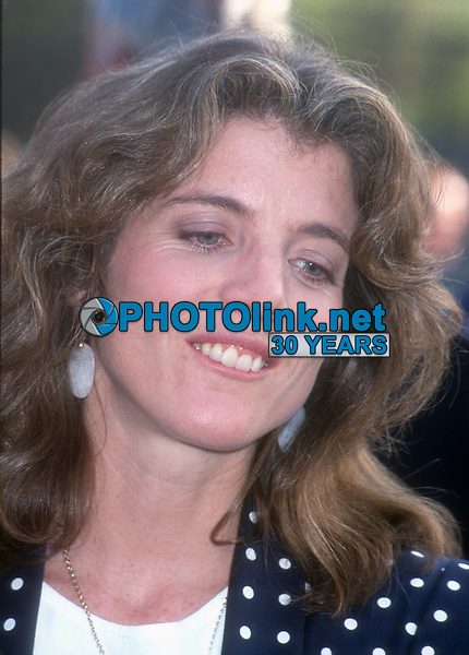 Caroline Kennedy 1992<br /> Photo By John Barrett/PHOTOlink.net