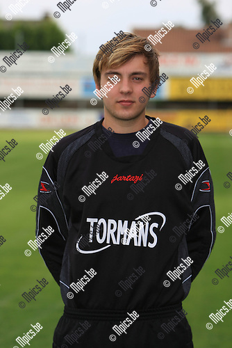 2010-06-22 / Voetbal / seizoen 2010-2011 / Verbroedering Geel-Meerhout / Haegemans Younes..Foto: mpics