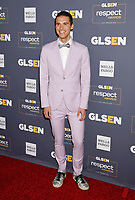 BEVERLY HILLS, CA - OCTOBER 25: Raymond Braun attends the 2019 GLSEN Respect Awards at the Beverly Wilshire Four Seasons Hotel on October 25, 2019 in Beverly Hills, California.<br /> CAP/ROT/TM<br /> ©TM/ROT/Capital Pictures