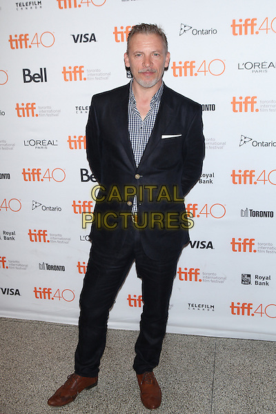 Toronto, Canada - September 13: Callum Keith Rennie attends the 'Born To Be Blue' premiere at the 2015 Toronto International Film Festival on September 13, 2015 in Toronto, Canada.<br /> CAP/MPI/COR<br /> &copy;COR/MPI/Capital Pictures