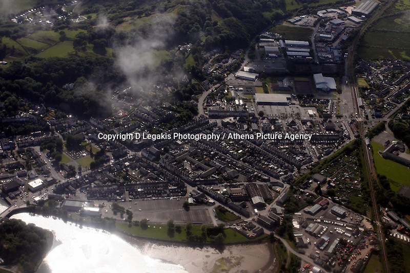 Re: Aerial view of Wales. Sunday 14 June 2009<br /> Picture by D Legakis Photography / Athena Picture Agency, 24 Belgrave Court, Swansea, SA1 4PY, 07815441513