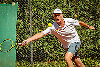 Hilversum, The Netherlands,  August 23, 2019,  Tulip Tennis Center, NSK, Rob Meuwese (NED)<br /> Photo: Tennisimages/Henk Koster