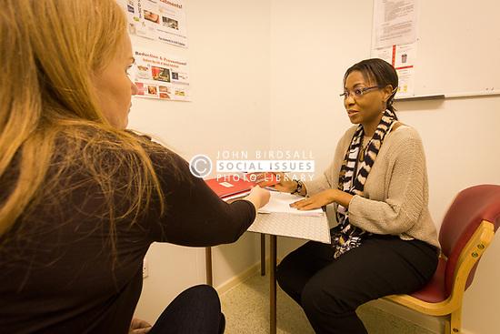 Drug & Alcohol Service at Edgware General Hospital, Barnet, Enfield & Haringey Mental Health Trust, London UK.