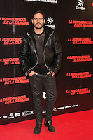 "Miguel Diosdado attends ""La Ignorancia de la Sangre"" Premiere at Capitol Cinema in Madrid, Spain. November 13, 2014. (ALTERPHOTOS/Carlos Dafonte) /NortePhoto nortephoto@gmail.com"