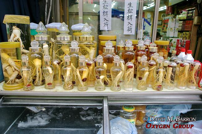 Ginseng, Namdaemun Market