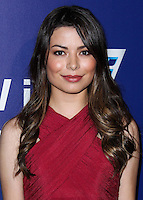 LAGUNA BEACH, CA, USA - AUGUST 16: Miranda Cosgrove arrives at the 7th Annual Oceana's Annual SeaChange Summer Party on August 16, 2014 in Laguna Beach, California, United States. (Photo by Xavier Collin/Celebrity Monitor)