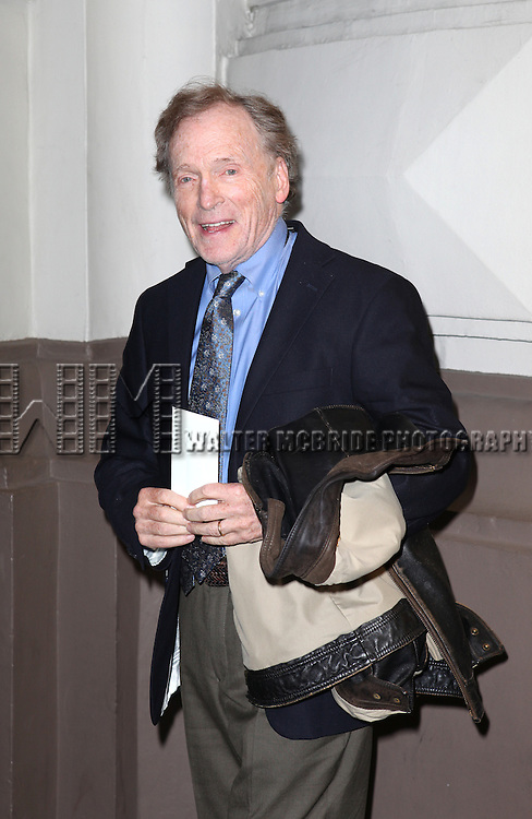 Dick Cavett attending the Opening Night Performance of Edward Albee's 'Who's Afraid of Virginia Woolf?' at the Booth Theatre on October 13, 2012 in New York City.