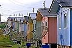 Condominio de casas de madeira.Treze Tilias. Santa Catarina. 2007. Foto de Caetano Barreira.