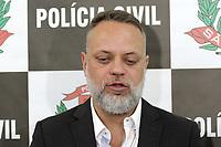CAMPINAS, SP 20.07.2018-POLICIA-Dr. Sandro Jonasson, delegado titular do 5 DP de Campinas, SP.(Foto: Denny Cesare/Codigo19)