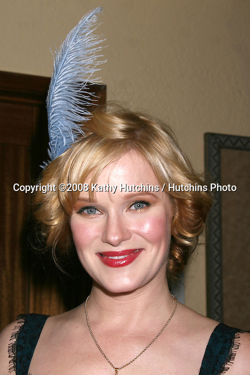 ***EXCLUSIVE***. Nicholle Tom  at Heather Tom's Annual Christmas Party at her home in Glendale, CA on December 13, 2008.©2008 Kathy Hutchins / Hutchins Photo..EXCLUSIVE..                .