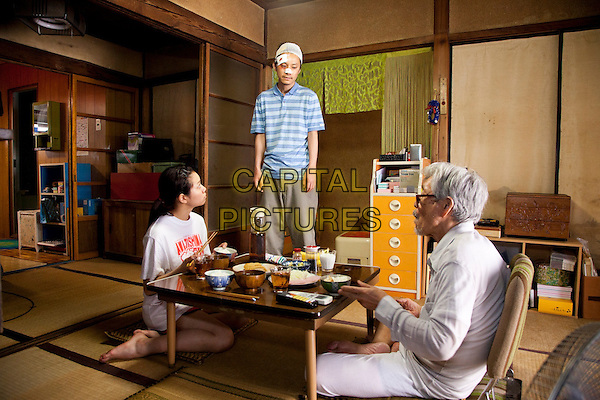 SCENE<br /> in Misono Universe (2015) <br /> (La La La at Rock Bottom)<br /> *Filmstill - Editorial Use Only*<br /> CAP/NFS<br /> Image supplied by Capital Pictures