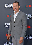 "Dany Boon 016 arrives at the LA Premiere Of Netflix's ""Murder Mystery"" at Regency Village Theatre on June 10, 2019 in Westwood, California"
