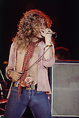 Led Zeppelin in Concert Circa 1970's
