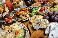 Hoogah restaurant, Swansea, Wales, UK. Friday 06 July 2018