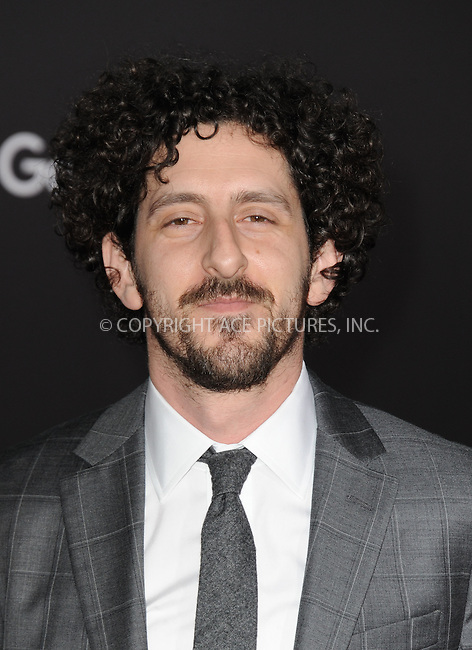 WWW.ACEPIXS.COM<br /> <br /> February 17 2016, LA<br /> <br /> Adam Shapiro attending the premiere of Walt Disney Animation Studios' 'Zootopia' at the El Capitan Theatre on February 17, 2016 in Hollywood, California. <br /> <br /> <br /> By Line: Peter West/ACE Pictures<br /> <br /> <br /> ACE Pictures, Inc.<br /> tel: 646 769 0430<br /> Email: info@acepixs.com<br /> www.acepixs.com