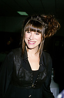 Montreal (Qc) CANADA - File Photo - December 1st, 1996 -Luce Dufault<br /> <br /> -Photo (c)  Images Distribution