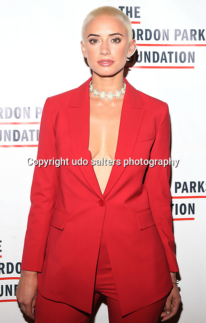 YesJulz! Agency's YesJulz attends THE GORDON PARKS FOUNDATION HONORS CONGRESSMAN JOHN LEWIS, MAVIS STAPLES,<br />