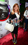 "MIAMI BEACH, FL - APRIL 27: Maria Celeste Arraras arrive at the Billboard Latin Music Conference and Awards - day 1 during the ""Mas Y Mas Musica"" Sixth Edition Artist Showcase at Ocean's Ten on April 27, 2015 in Miami Beach, Florida. ( Photo by Johnny Louis / jlnphotography.com )"