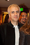 BRUNO COURLAIS. Attendees to the 37th Annual Annie Awards Gala at Royce Hall on the UCLA campus. Los Angeles, CA, USA. February 6, 2010.