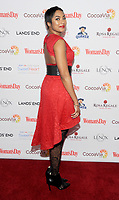 NEW YORK, NY - FEBRUARY 06: Alicia Quarles attends  the Woman's Day Celebrates 15th Annual Red Dress Awards on February 6, 2018 in New York City.  Credit: John Palmer/MediaPunch
