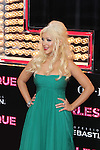 "CHRISTINA AGUILERA. World Premiere of Screen Gems' ""Burlesque,"" at Grauman's Chinese Theatre. Los Angeles, CA, USA. November 15, 2010. ©CelphImage."