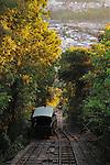 Funicular / Cerro San Cristóbal, Santiago de Chile.