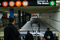 Broadway-Lafayette subway station honors David Bowie in NYC