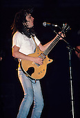 AC/DC ; Live, In New York City ; 1983.Photo Credit: Eddie Malluk/Atlas Icons.com