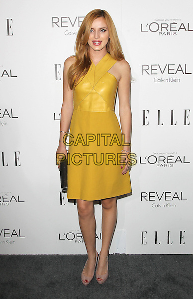 20 October  2014 - Beverly Hills, California - Bella Thorne. 2014 ELLE Women In Hollywood Awards held at the Four Seasons Hotel.  <br /> CAP/ADM/FS<br /> &copy;Faye Sadou/AdMedia/Capital Pictures